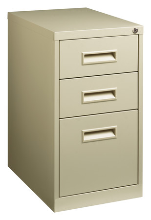 More about the '22-in Deep Mobile 3-Drawer Box/Box/File' product