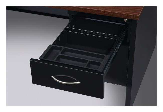 More about the '30x48, Right Hand Single Pedestal Desk' product